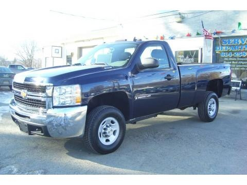 2009 chevrolet silverado 2500hd ls regular cab 4x4 data. Black Bedroom Furniture Sets. Home Design Ideas
