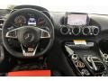 Dashboard of 2018 AMG GT Coupe