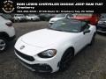 White 2019 Fiat 124 Spider Abarth Roadster