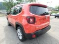 2018 Omaha Orange Jeep Renegade Latitude 4x4  photo #3