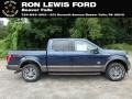 Blue Jeans - F150 King Ranch SuperCrew 4x4 Photo No. 1