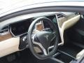 2017 Model S 75D Steering Wheel
