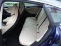 Rear Seat of 2017 Model S 75D