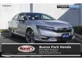 Solar Silver Metallic 2018 Honda Clarity Plug In Hybrid