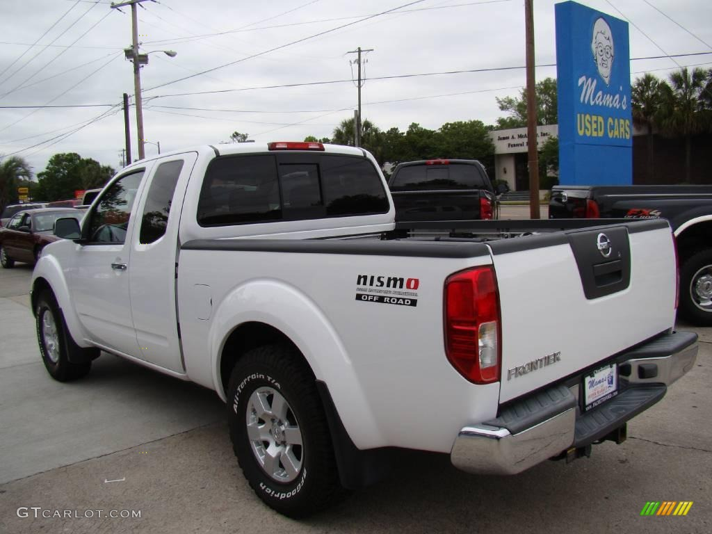 2006 Avalanche White Nissan Frontier NISMO King Cab #12857652 Photo ...