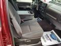 2009 Deep Ruby Red Metallic Chevrolet Silverado 1500 LT Crew Cab 4x4  photo #15