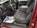 2009 Deep Ruby Red Metallic Chevrolet Silverado 1500 LT Crew Cab 4x4  photo #21
