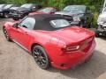 Red - 124 Spider Abarth Roadster Photo No. 4