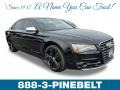 Brilliant Black 2014 Audi S8 Gallery
