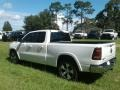 Ivory Tri–Coat - 1500 Laramie Quad Cab Photo No. 4