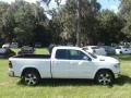 Ivory Tri–Coat - 1500 Laramie Quad Cab Photo No. 7