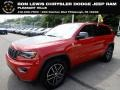 Redline 2 Coat Pearl 2017 Jeep Grand Cherokee Trailhawk 4x4