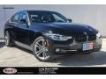 Jet Black 2018 BMW 3 Series 330i Sedan