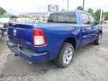 Blue Streak Pearl - 1500 Big Horn Crew Cab 4x4 Photo No. 5