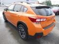 Sunshine Orange - Crosstrek 2.0i Limited Photo No. 6