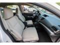 2015 White Diamond Pearl Honda CR-V LX AWD  photo #25
