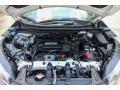 2015 White Diamond Pearl Honda CR-V LX AWD  photo #26