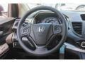 2015 White Diamond Pearl Honda CR-V LX AWD  photo #28