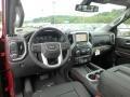 2019 Sierra 1500 SLT Crew Cab 4WD Jet Black Interior