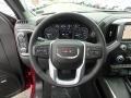 2019 Sierra 1500 SLT Crew Cab 4WD Steering Wheel