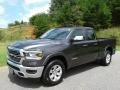 Granite Crystal Metallic - 1500 Laramie Quad Cab 4x4 Photo No. 2
