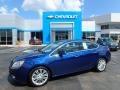 Luxo Blue Metallic 2014 Buick Verano