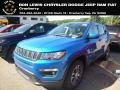 Laser Blue Pearl 2018 Jeep Compass Latitude 4x4