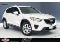 Crystal White Pearl Mica - CX-5 Sport Photo No. 1