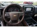 2018 Summit White Chevrolet Silverado 1500 LTZ Crew Cab  photo #5