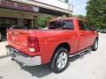 Flame Red - 1500 SLT Quad Cab 4x4 Photo No. 2