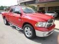 Flame Red - 1500 SLT Quad Cab 4x4 Photo No. 3