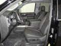 2019 Sierra 1500 Denali Crew Cab 4WD Jet Black Interior