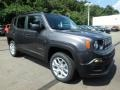 2018 Granite Crystal Metallic Jeep Renegade Latitude 4x4  photo #7