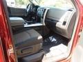 2012 Deep Cherry Red Crystal Pearl Dodge Ram 1500 SLT Quad Cab 4x4  photo #13