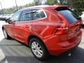Fusion Red Metallic - XC60 T5 AWD Momentum Photo No. 4