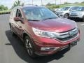 2015 Basque Red Pearl II Honda CR-V Touring  photo #7