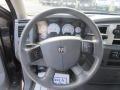 2008 Brilliant Black Crystal Pearl Dodge Ram 1500 SLT Quad Cab  photo #17