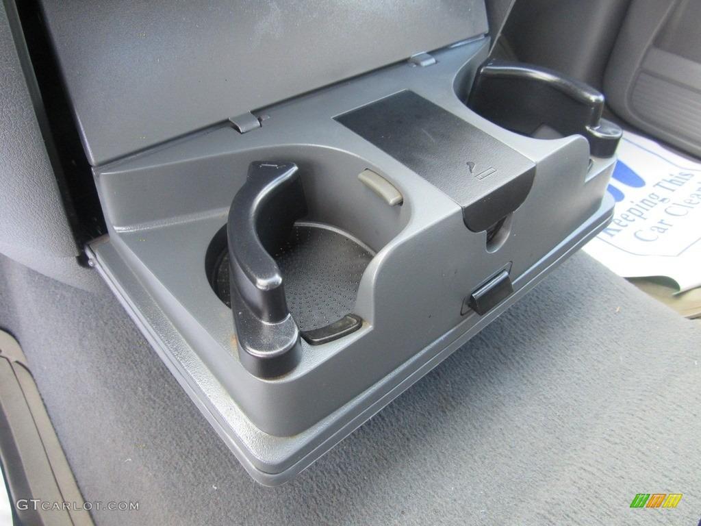 2008 Ram 1500 SLT Quad Cab - Brilliant Black Crystal Pearl / Medium Slate Gray photo #20