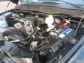 2008 Brilliant Black Crystal Pearl Dodge Ram 1500 SLT Quad Cab  photo #40