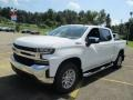 2019 Summit White Chevrolet Silverado 1500 LT Crew Cab 4WD  photo #8
