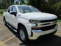 2019 Summit White Chevrolet Silverado 1500 LT Crew Cab 4WD  photo #10