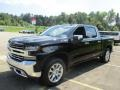 Black - Silverado 1500 LTZ Crew Cab 4WD Photo No. 8