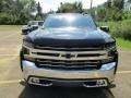 Black - Silverado 1500 LTZ Crew Cab 4WD Photo No. 9