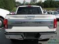 White Platinum - F150 King Ranch SuperCrew 4x4 Photo No. 4