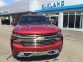 Cajun Red Tintcoat - Silverado 1500 High Country Crew Cab 4WD Photo No. 2