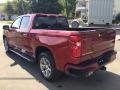 Cajun Red Tintcoat - Silverado 1500 High Country Crew Cab 4WD Photo No. 7