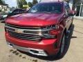 Cajun Red Tintcoat - Silverado 1500 High Country Crew Cab 4WD Photo No. 31