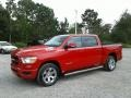 Flame Red - 1500 Big Horn Crew Cab Photo No. 1