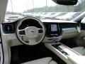2019 XC60 T5 AWD Momentum Blonde Interior