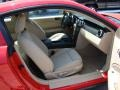 2007 Torch Red Ford Mustang V6 Deluxe Coupe  photo #9